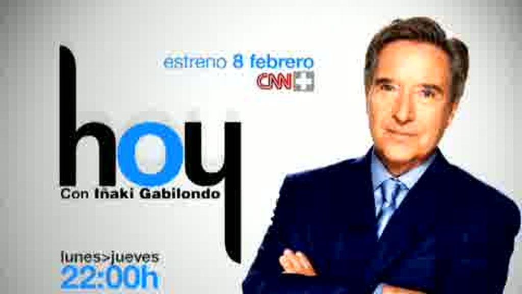 'Hoy', de CNN+