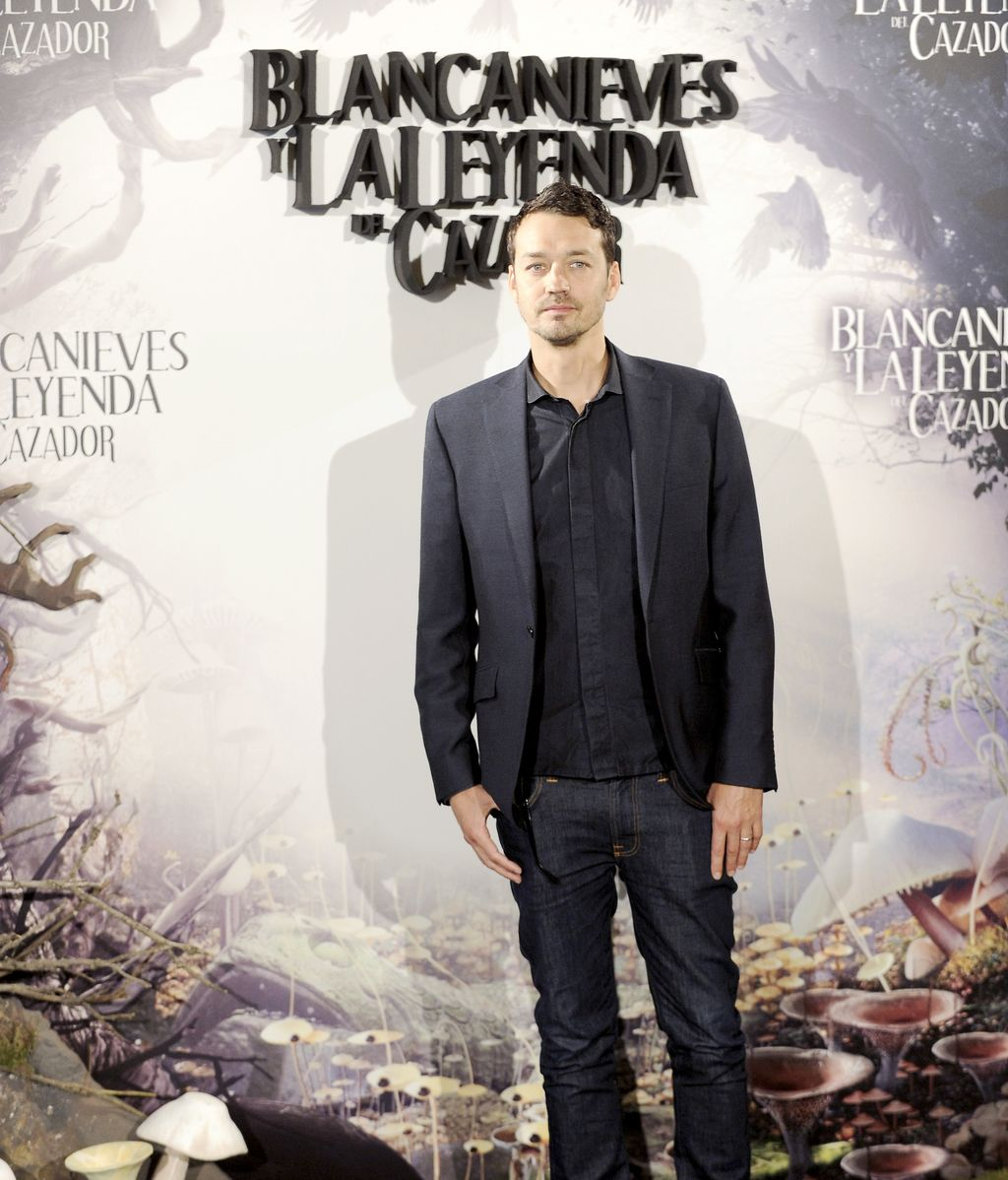 Rupert Sanders, director de Blancanieves y la leyenda del cazador