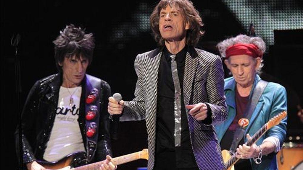 Los Rolling Stones, cabezas de cartel del Festival de Glastonbury