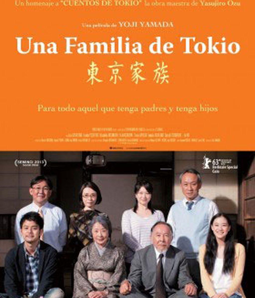 'Una familia en Tokio', del japonés Yoji Yamada, Espiga de Oro