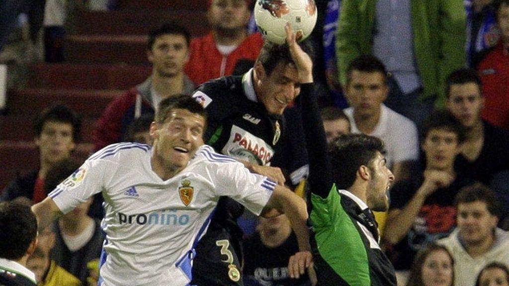 Zaragoza 2  - 1  Racing