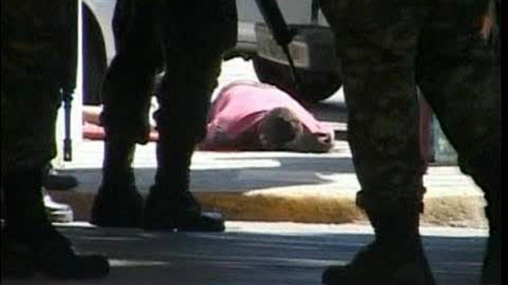 Nueva matanza de los narcotraficantes