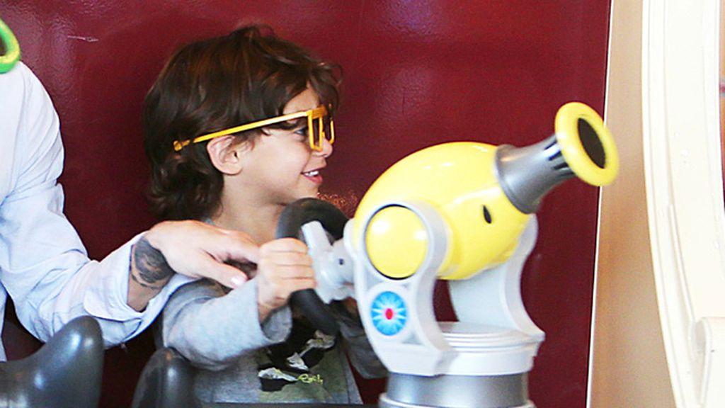 Los hijos de Jennifer López y Marc tiene ya casi cinco años