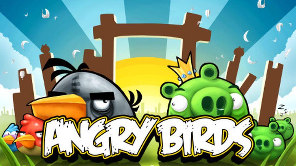La imagen más famosa del exitoso Angry Birds