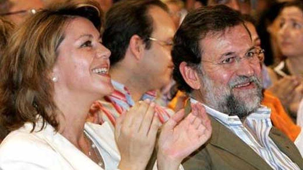 Rajoy se rodea de mujeres