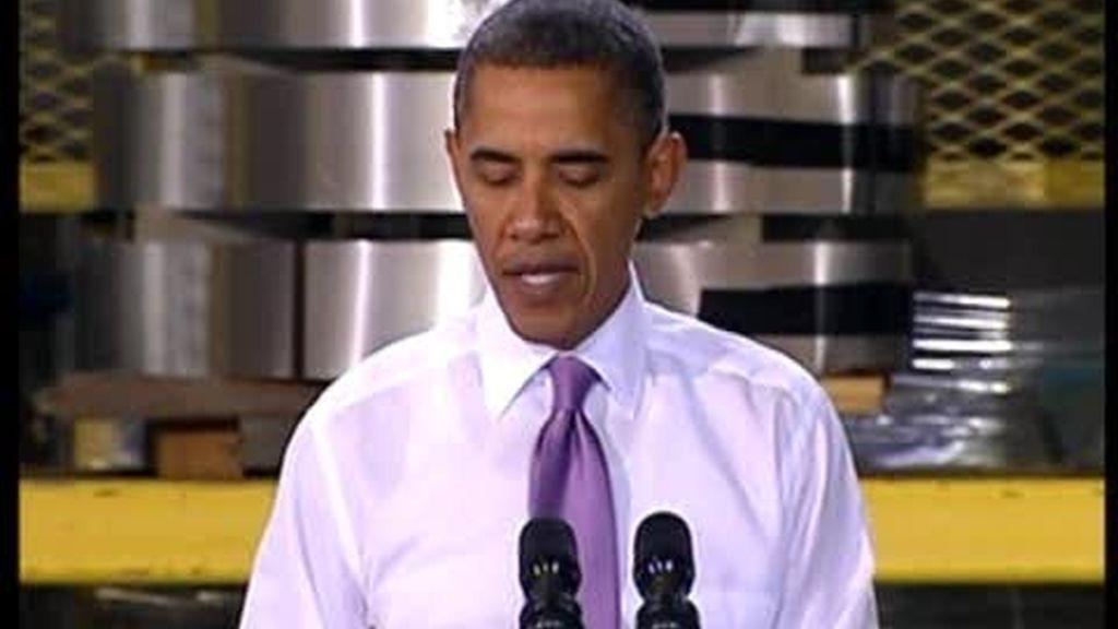 Estados Unidos castiga a Obama