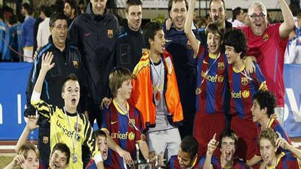 Barça, campeón