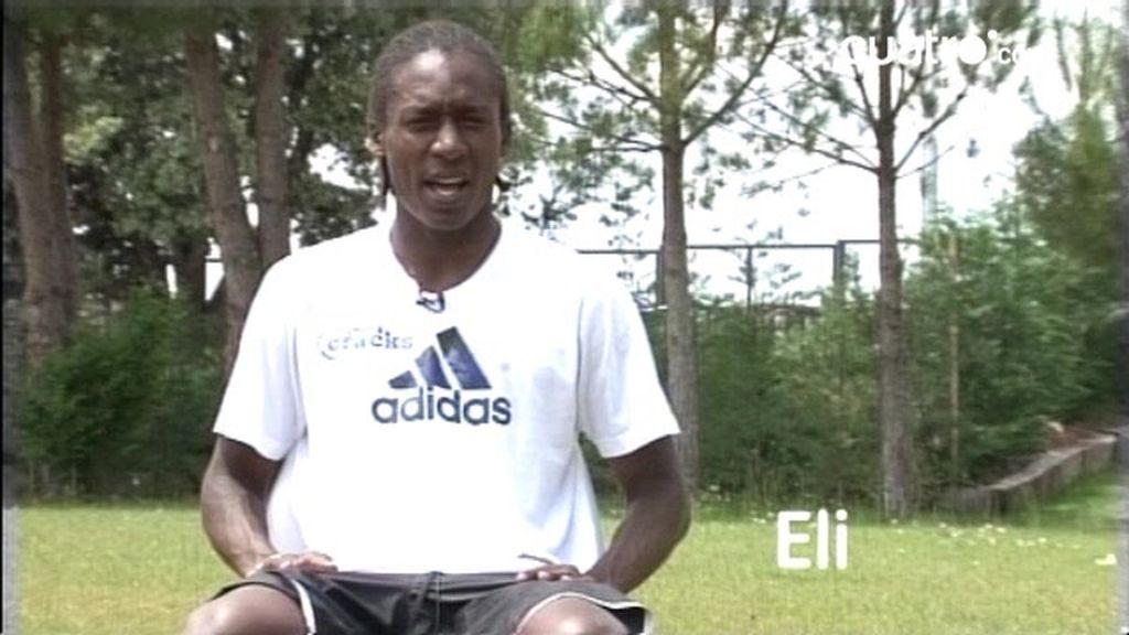 EXCLUSIVA: Entrevista con Eli, finalista de Cracks