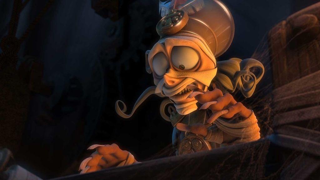 Película de animación en 3D