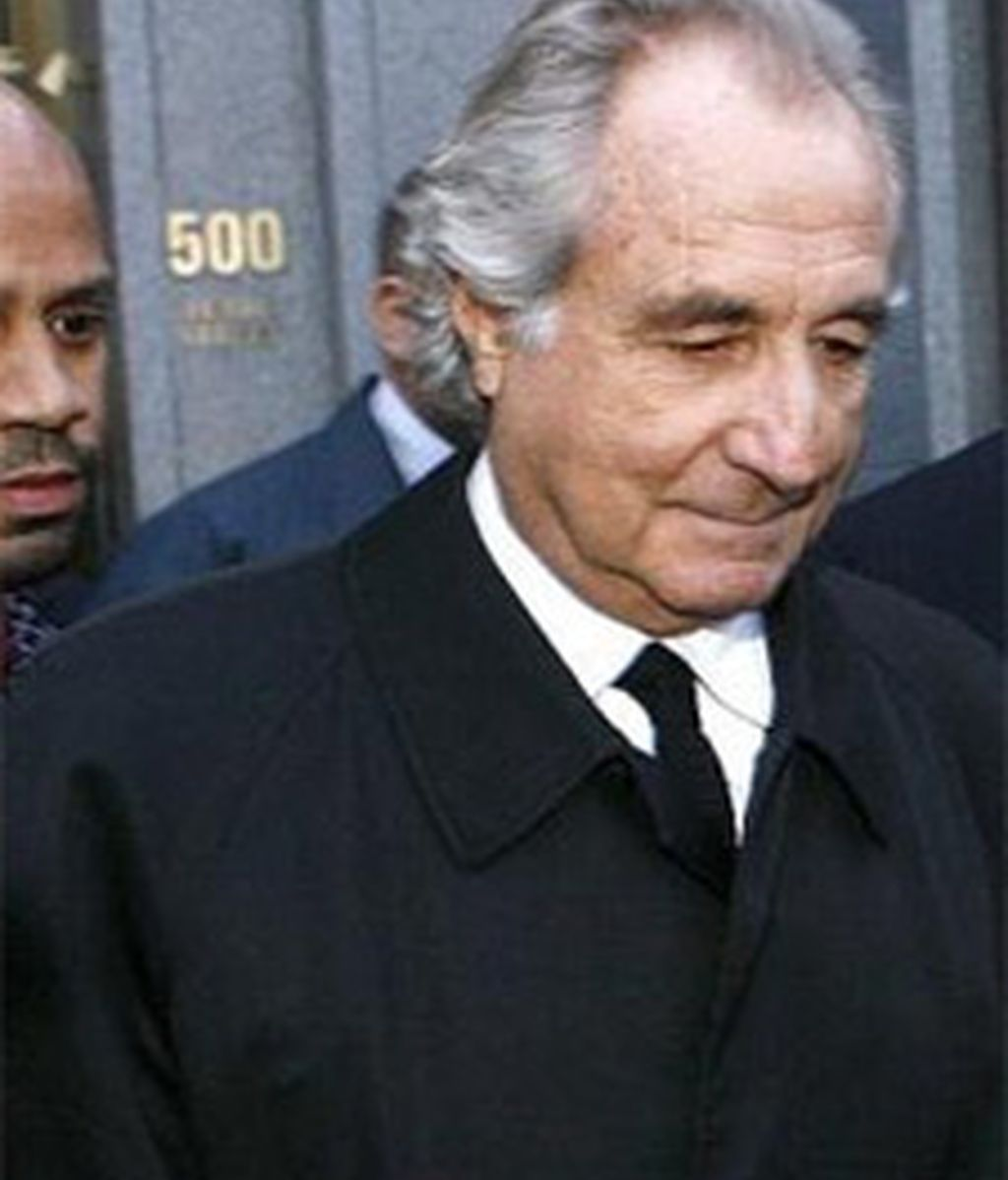 Bernard Madoff ha vuelto a pedir perdón. Video: ATLAS.