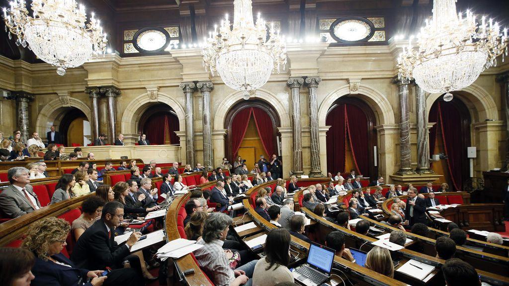 El Parlament aprueba parte de la Ley de Consultas pese al TC