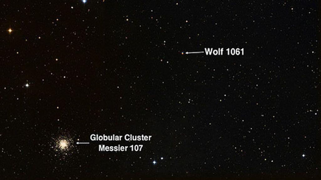Wolf 1061