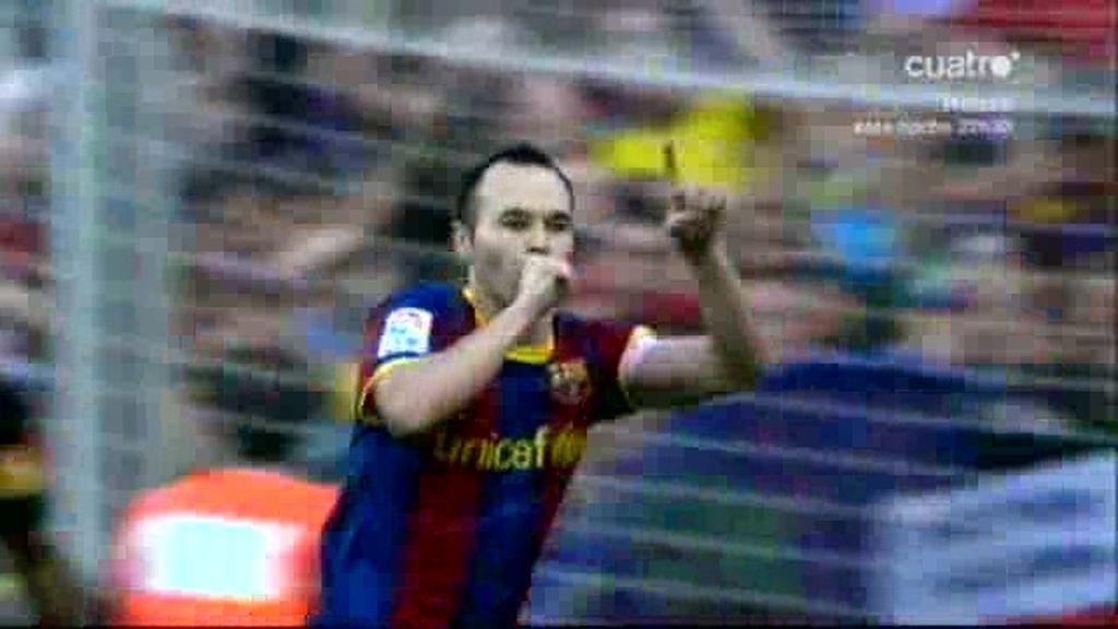 Camino del Barça a la Liga