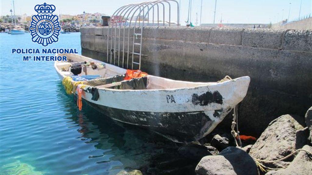 Cae una organización dedicada al tráfico de personas en cayucos desde África a Canarias
