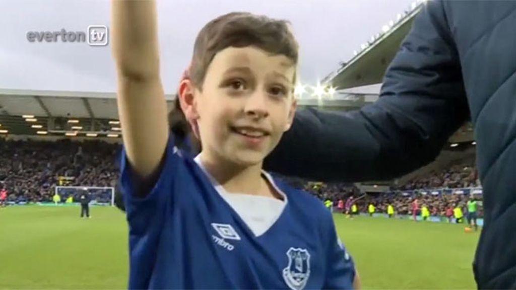 George Shaw, Everton, Gerard Deulofeu