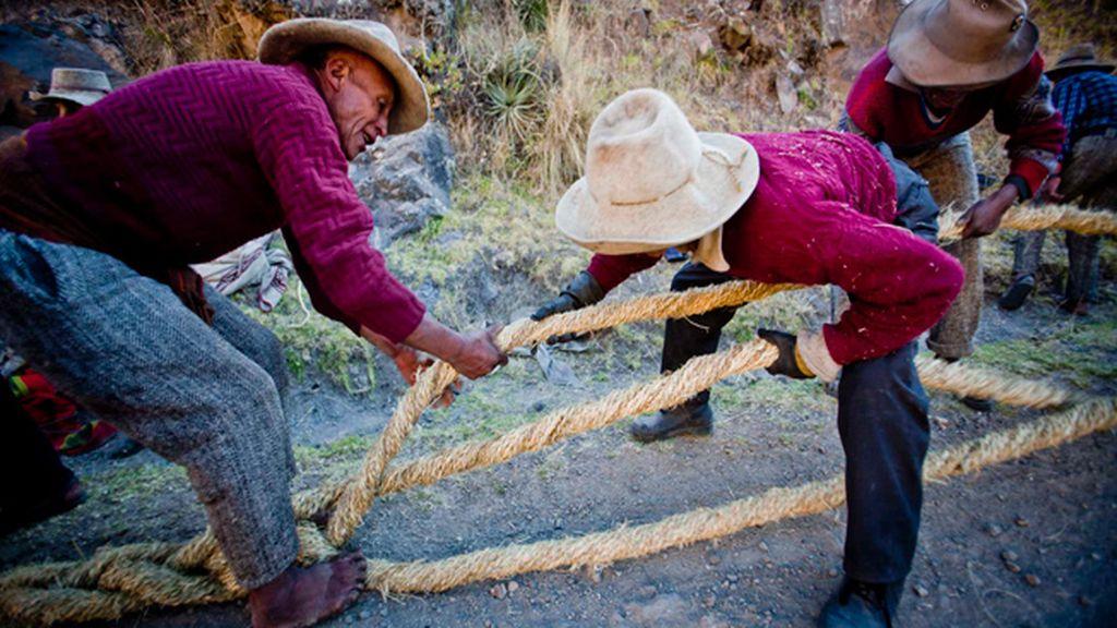 Se ha construido en Cuzco, Perú