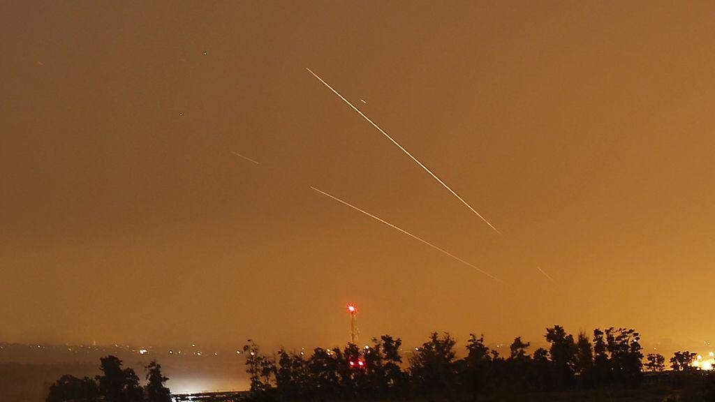 Israel bombardea el norte de la Franja