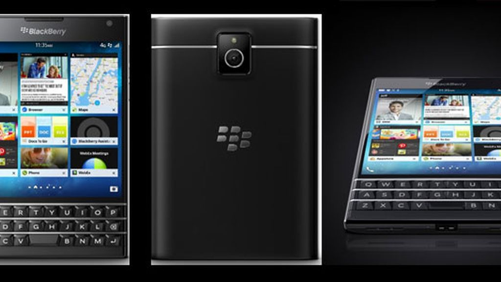 BlackBerry sorprende con su Passport