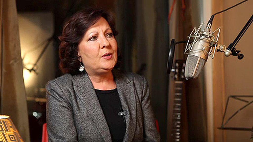 Carmen Linares, 'Pongamos que hablo de Madrid'