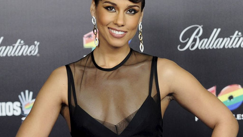 Alicia Keys, fuerza racial en Madrid
