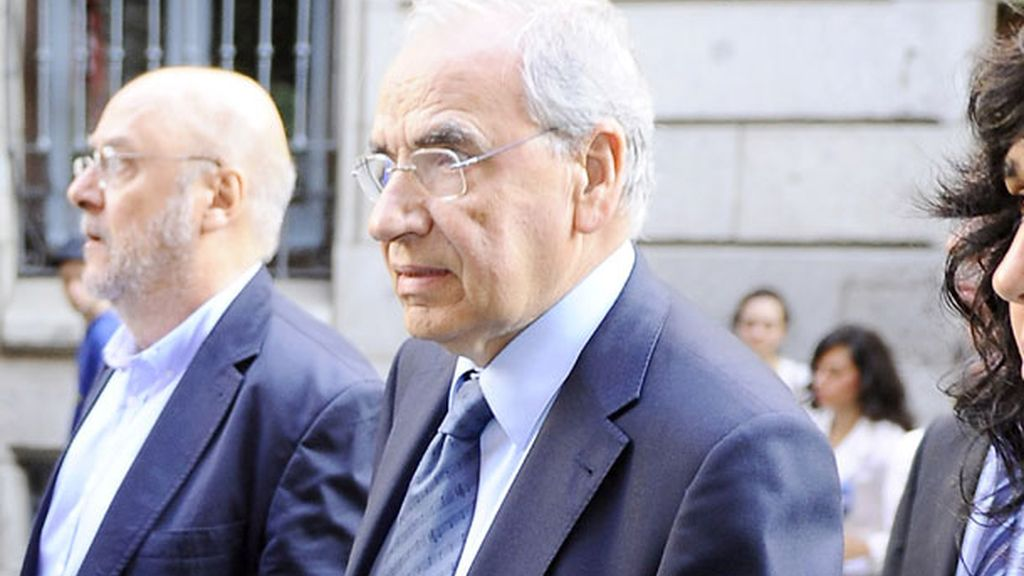 Alfonso Guerra, del PSOE