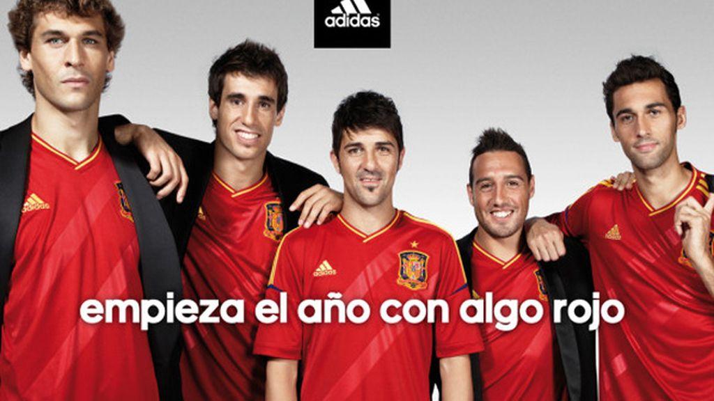 'Adidas' con 'La Roja'