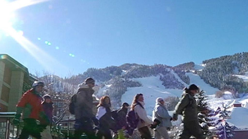 ¿Preparados para un día de esquí?