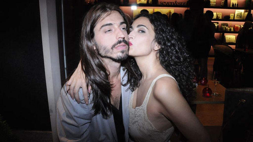Carlos Ribera y Cristina Rodríguez