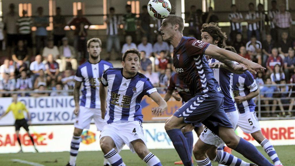 Eibar - Real Sociedad