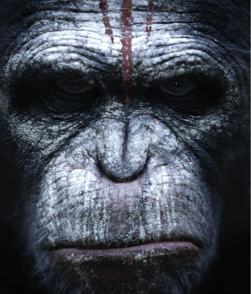 7. El amanecer del planeta de los simios