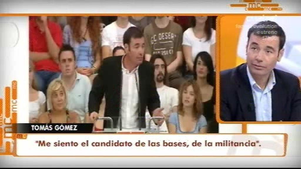 Entrevista a Tomás Gómez (parte 7)