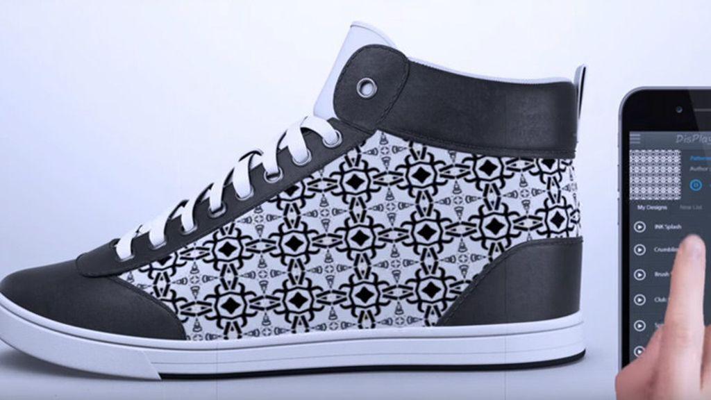 Las zapatillas que cambian de diseño