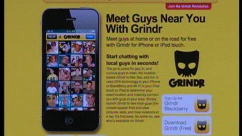 La geolocalización para encuentros homosexuales