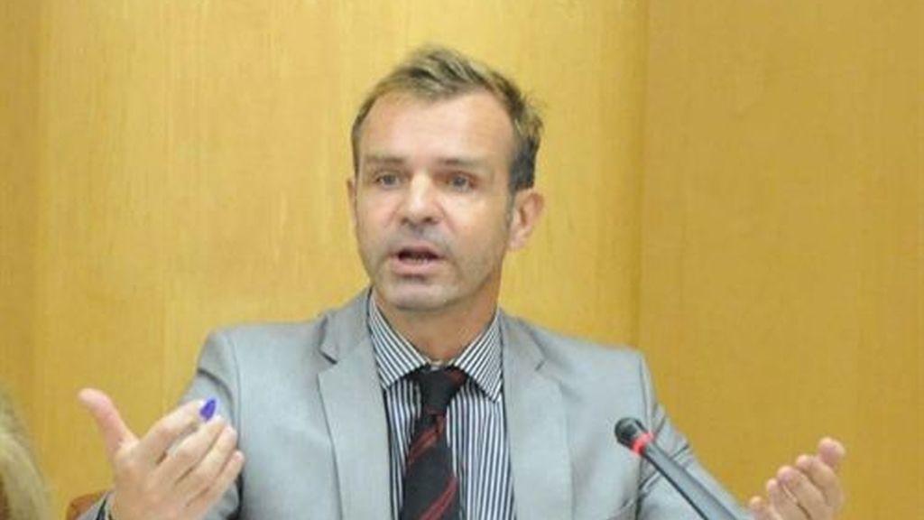 Francisco Márquez, diputado del PP en Ceuta