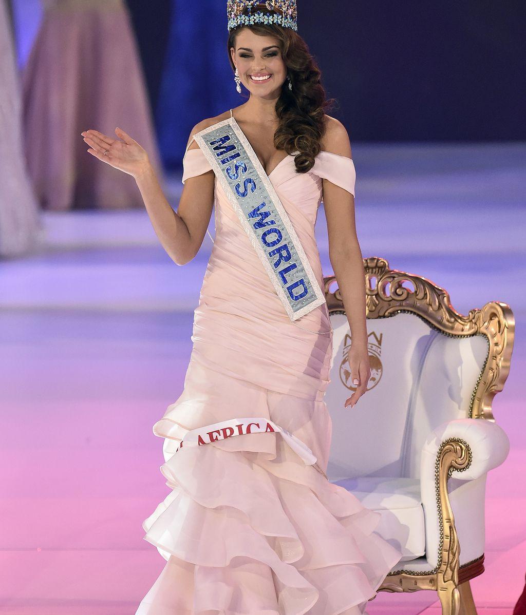Una estudiante de medicina de 22 años, la nueva Miss Mundo