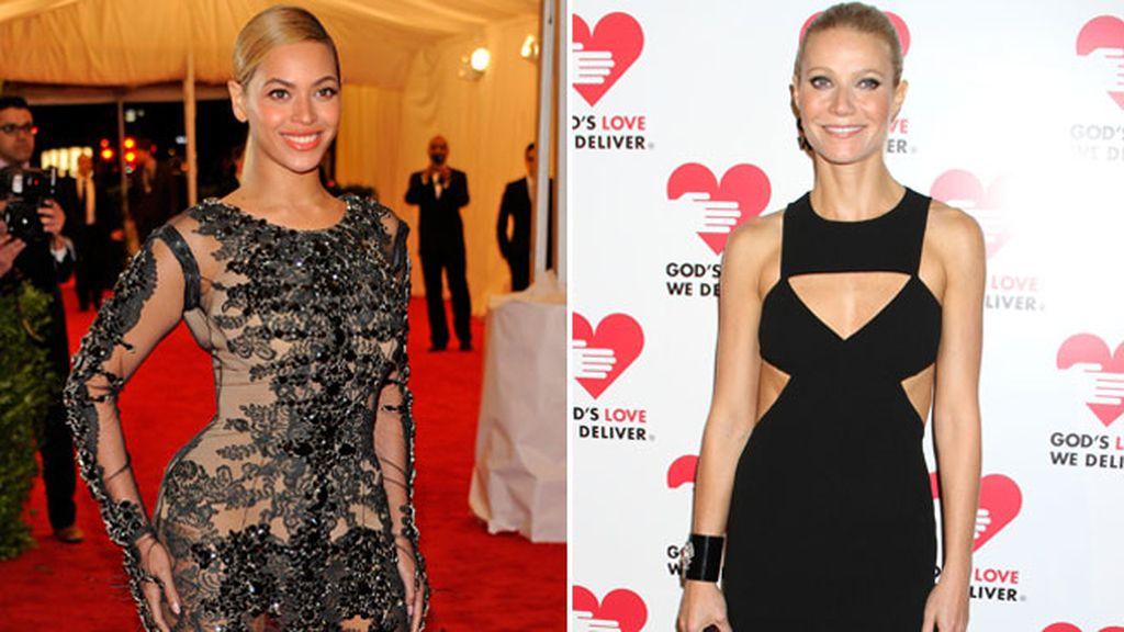 Gwyneth Paltrow y Beyoncé las mejores vestidas del año según Forbes