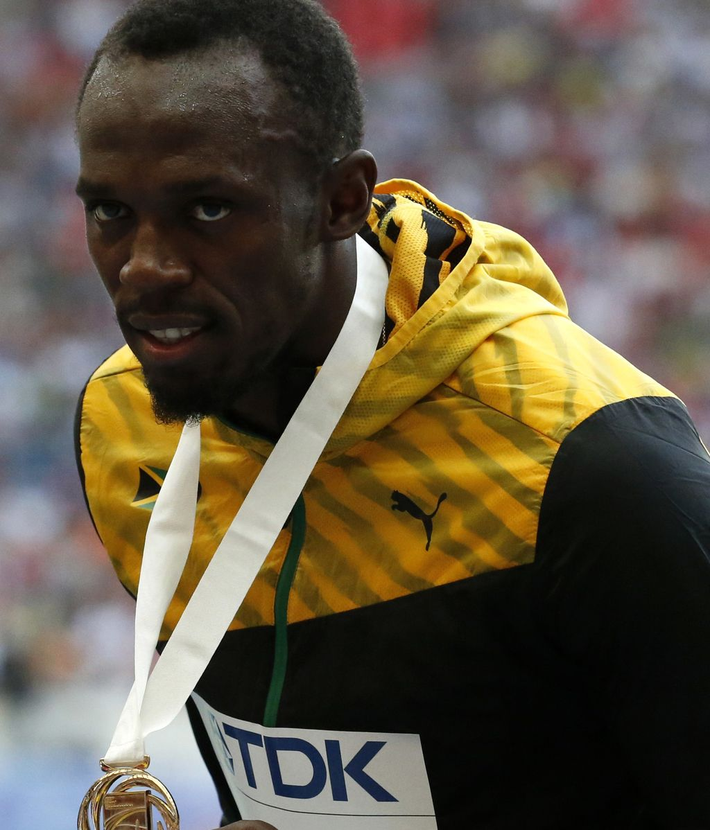 Usain Bolt. Foto: REUTERS