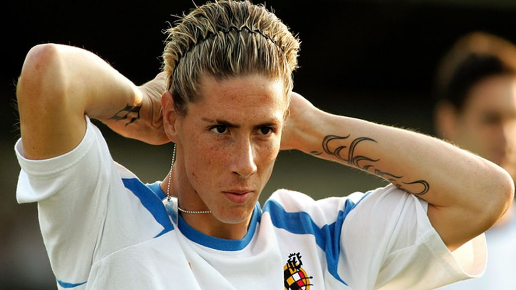 Fernando Torres. España