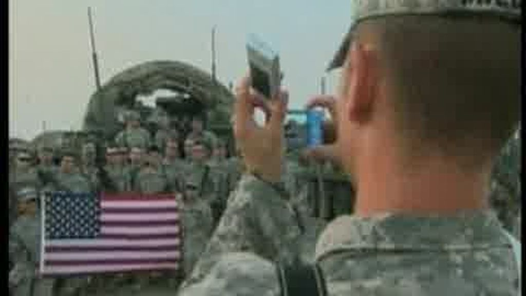Adiós, Irak, adiós