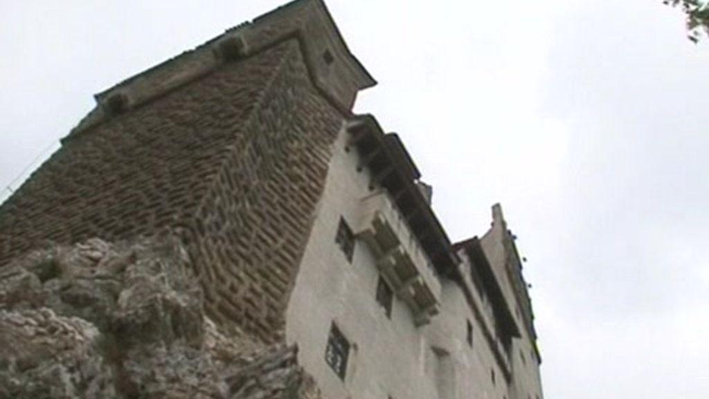 Transilvania: El castillo del Conde Drácula