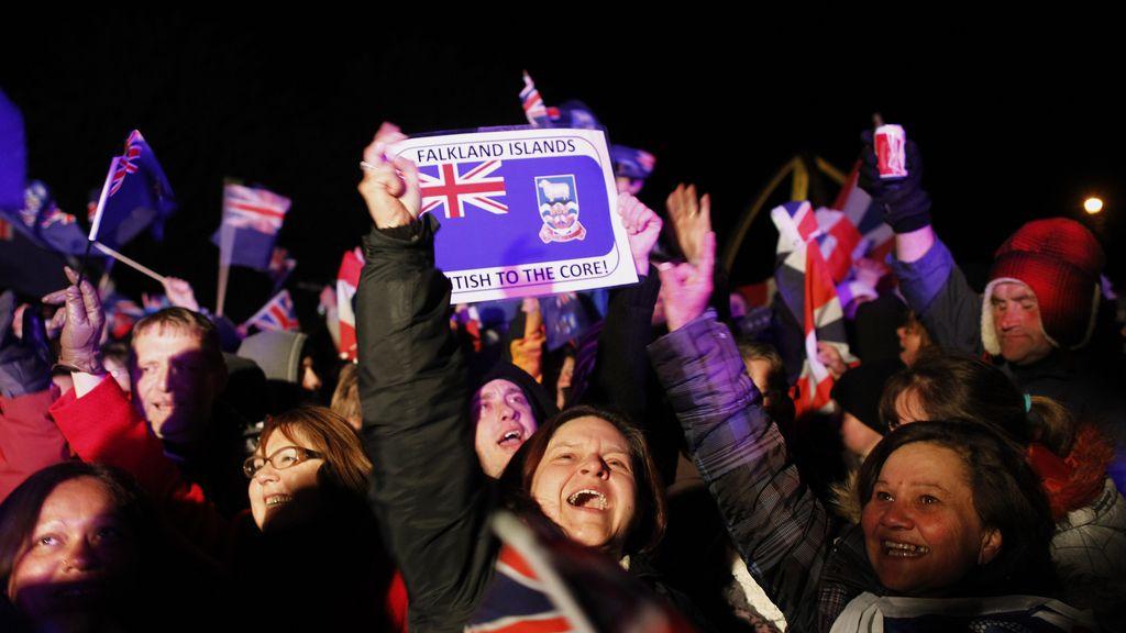 Los habitantes de Las Malvinas quieren seguir siendo británicos
