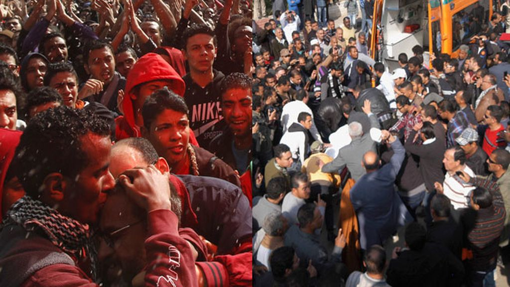 La tragedia de Port Said