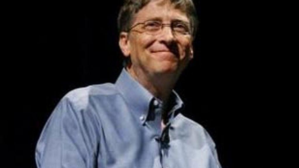 Imagen de archivo del cofundador de Microsoft, Bill Gates. Foto: EFE.