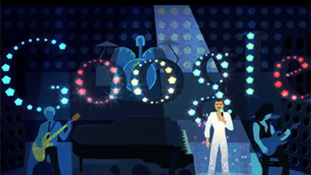 El buscador de la compañía Google vuelve a sorprender a los usuarios con un nuevo 'doodle'. Esta vez, animado.
