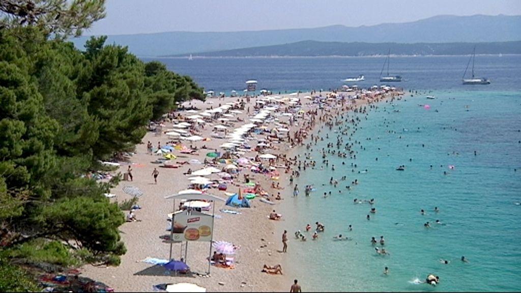 Playas de Croacia