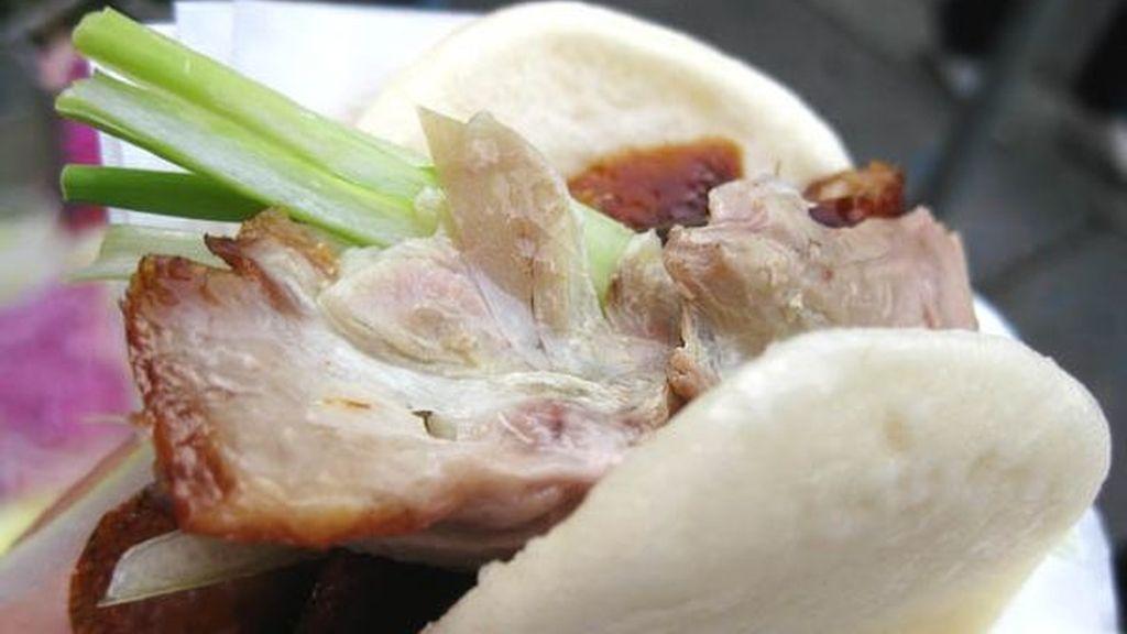 El bocadillo de pato, manjar en China