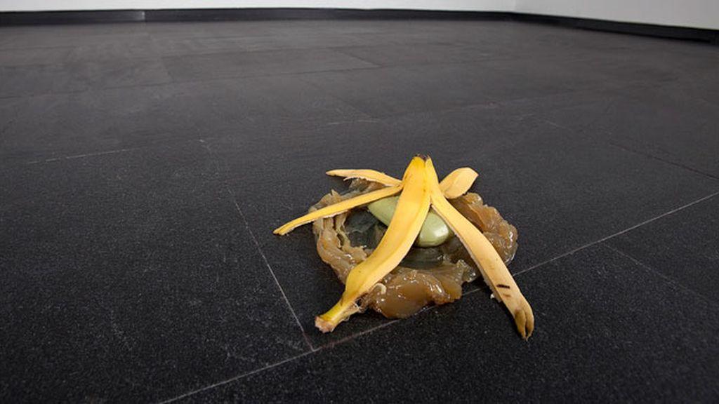 'Grasa, jabón y plátano', 2006
