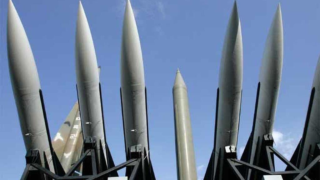 Modelos de misiles de las Coreas