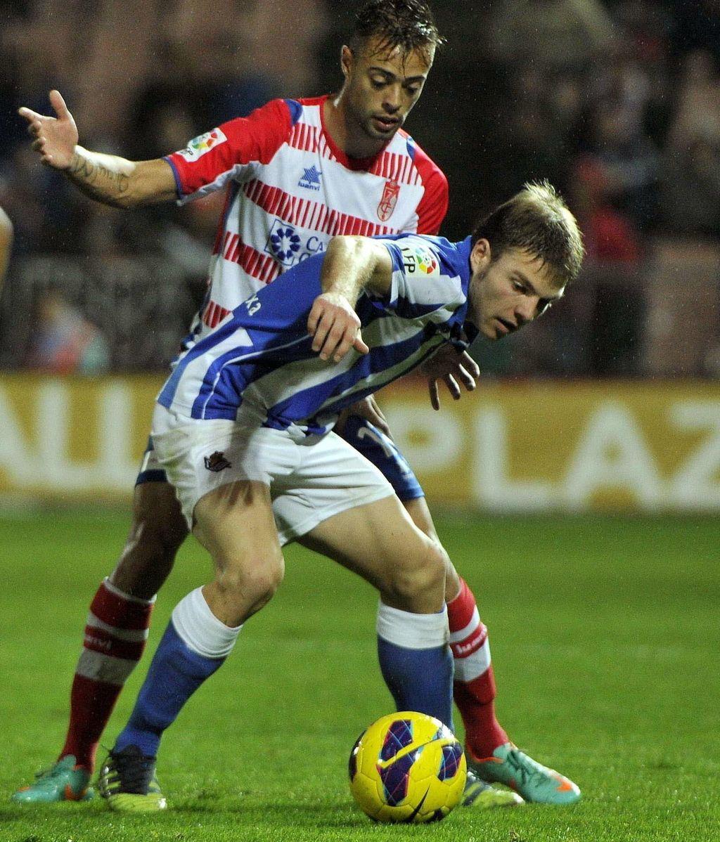 Granada - Real Sociedad