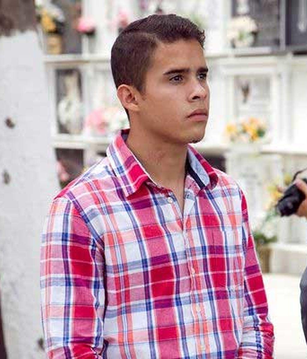 José Fernando, hijo de Ortega Cano